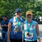 On August 16, 2009, Graham Harrelson and Janie Smith raised awareness for the MCSF by running the NYC Half Marathon.