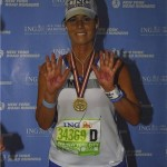 May Burns ran the NYC Marathon in November of 2008 in honor of her father and Mary Claire. She also raised funds for the MCSF by running the NYC half marathon in August 2009.